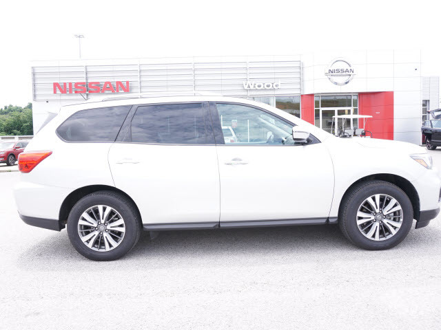 2017 Nissan Pathfinder SV Harrison, Arkansas 4