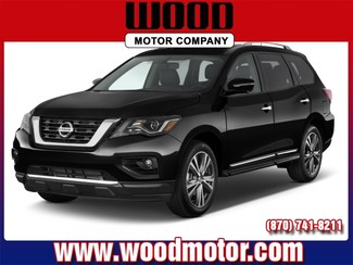 2017 Nissan Pathfinder Platinum Harrison, Arkansas