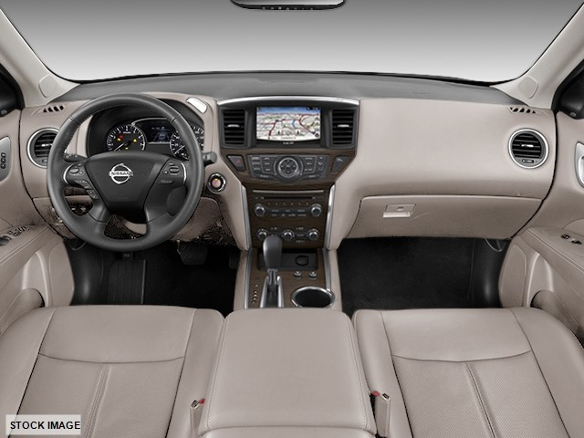 2017 Nissan Pathfinder Platinum Harrison, Arkansas 2