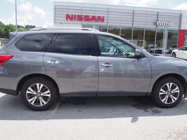 2017 Nissan Pathfinder SV Harrison, Arkansas 4
