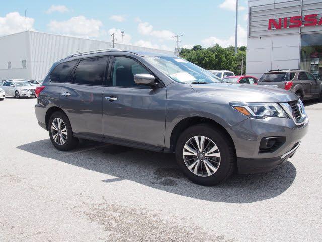 2017 Nissan Pathfinder SV Harrison, Arkansas 5