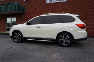 2017 Nissan Pathfinder Platinum Loganville, Georgia 3