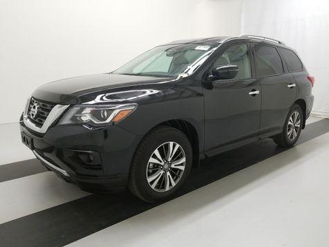 2017 Nissan Pathfinder SV | Rishe's Import Center in Ogdensburg, New York