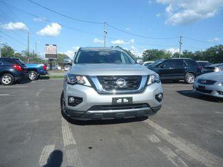 2017 Nissan Pathfinder SL 4X4 SEFFNER, Florida 10