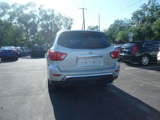 2017 Nissan Pathfinder SL 4X4 SEFFNER, Florida 13