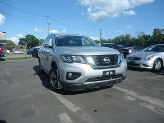 2017 Nissan Pathfinder SL 4X4 SEFFNER, Florida 9
