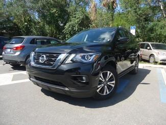 2017 Nissan Pathfinder SV SEFFNER, Florida 2