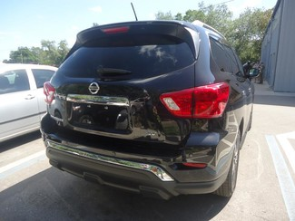 2017 Nissan Pathfinder SV SEFFNER, Florida 9