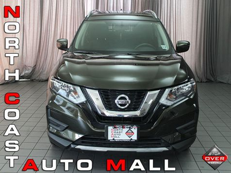 2017 Nissan Rogue AWD SV in Akron, OH