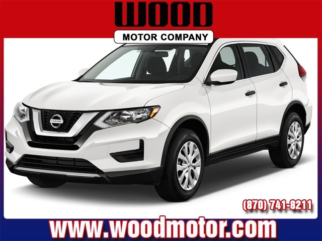 2017 Nissan Rogue SV Harrison, Arkansas 0