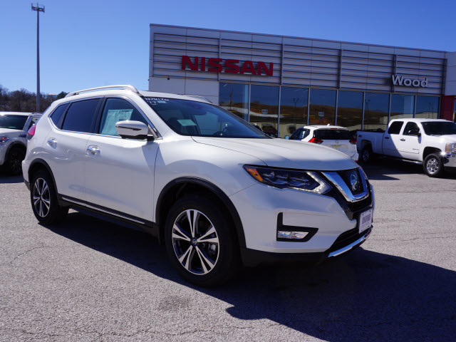 2017 Nissan Rogue SL Harrison, Arkansas 3