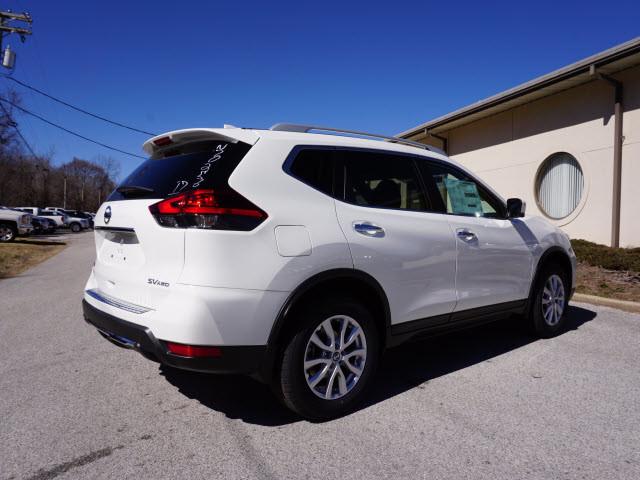 2017 Nissan Rogue SV Harrison, Arkansas 2