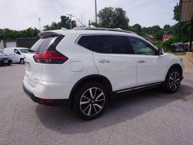 2017 Nissan Rogue SL Harrison, Arkansas 2