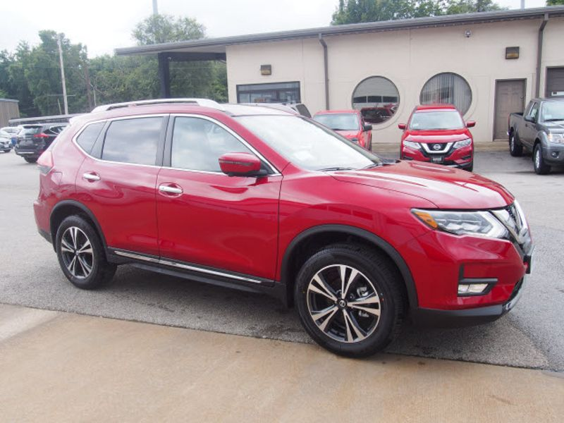 2017 Nissan Rogue SL  city Arkansas  Wood Motor Company  in , Arkansas