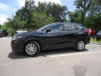 2017 Nissan Rogue S SEFFNER, Florida 4