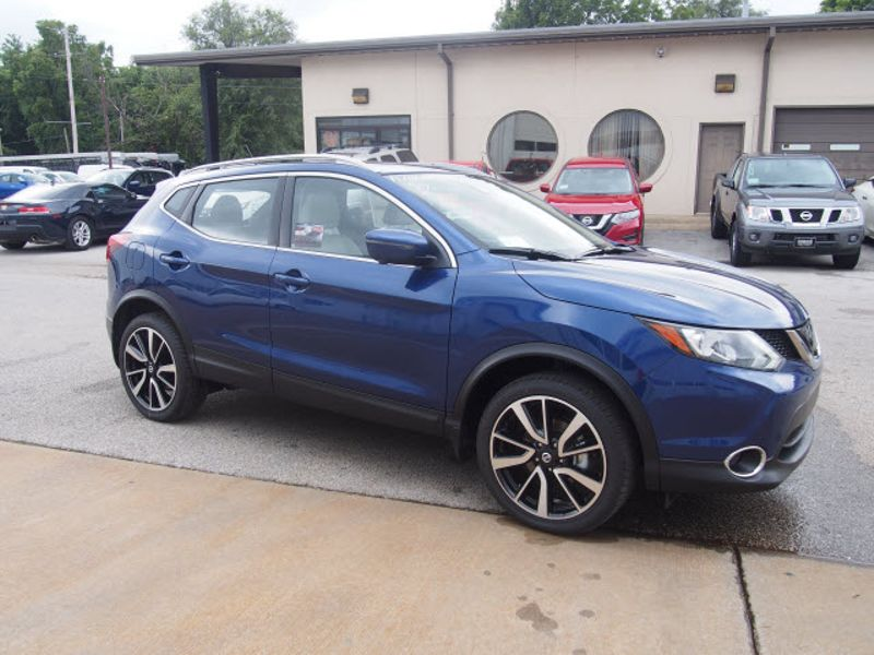 2017 Nissan Rogue Sport SL  city Arkansas  Wood Motor Company  in , Arkansas