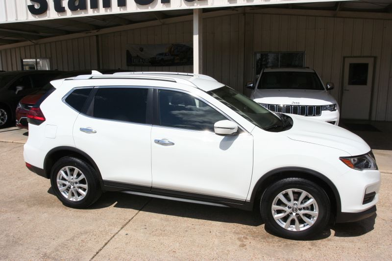 2017 Nissan Rogue SV in Vernon Alabama