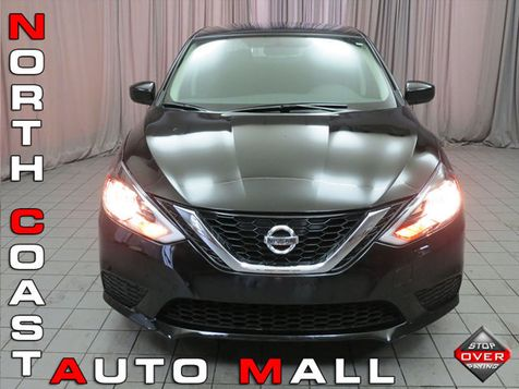 2017 Nissan Sentra SV in Akron, OH