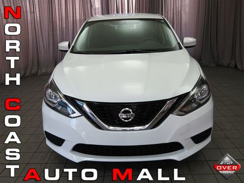 2017 Nissan Sentra S in Akron, OH