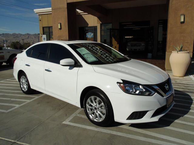 2017 Nissan Sentra SV Bullhead City, Arizona 10