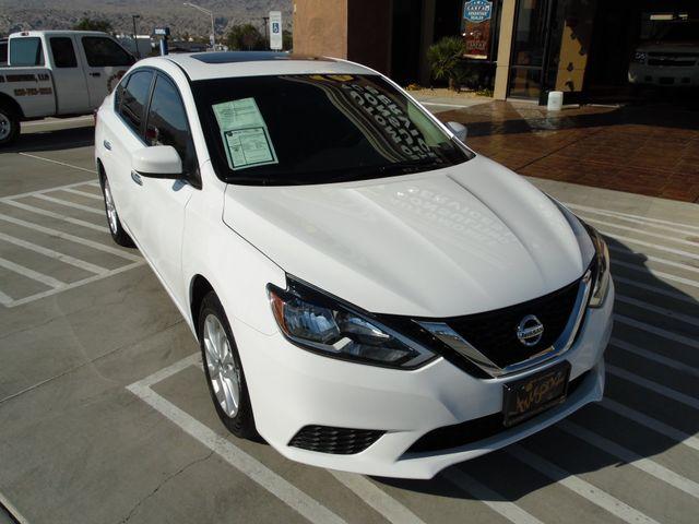 2017 Nissan Sentra SV Bullhead City, Arizona 11