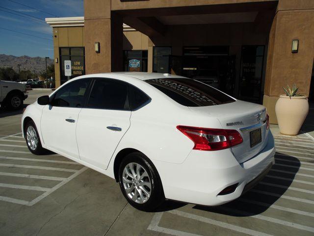 2017 Nissan Sentra SV Bullhead City, Arizona 4