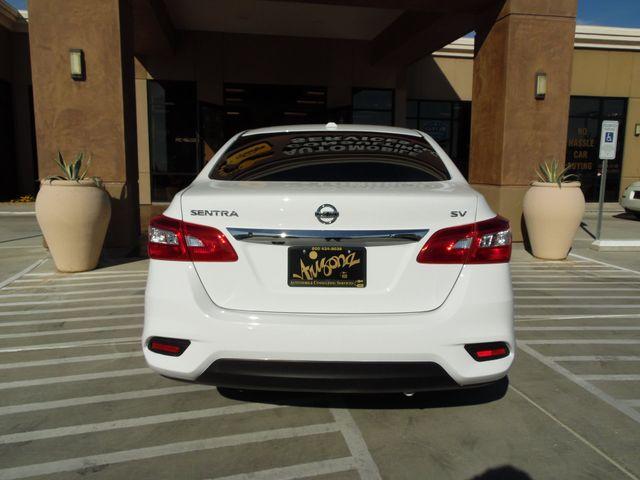 2017 Nissan Sentra SV Bullhead City, Arizona 7