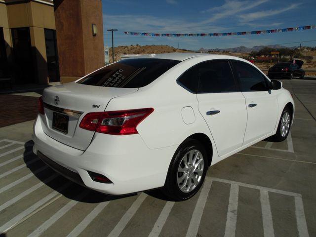 2017 Nissan Sentra SV Bullhead City, Arizona 8