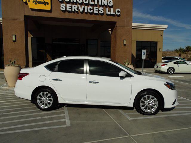 2017 Nissan Sentra SV Bullhead City, Arizona 9