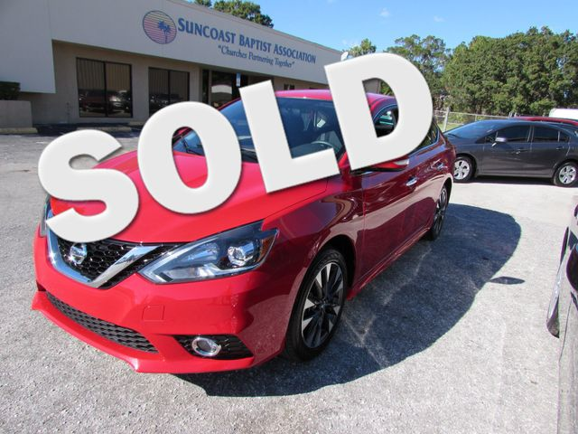 2017 Nissan Sentra SR   Clearwater, Florida   The Auto Port Inc in Clearwater Florida