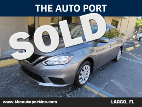 2017 Nissan Sentra S | Clearwater, Florida | The Auto Port Inc in Clearwater, Florida