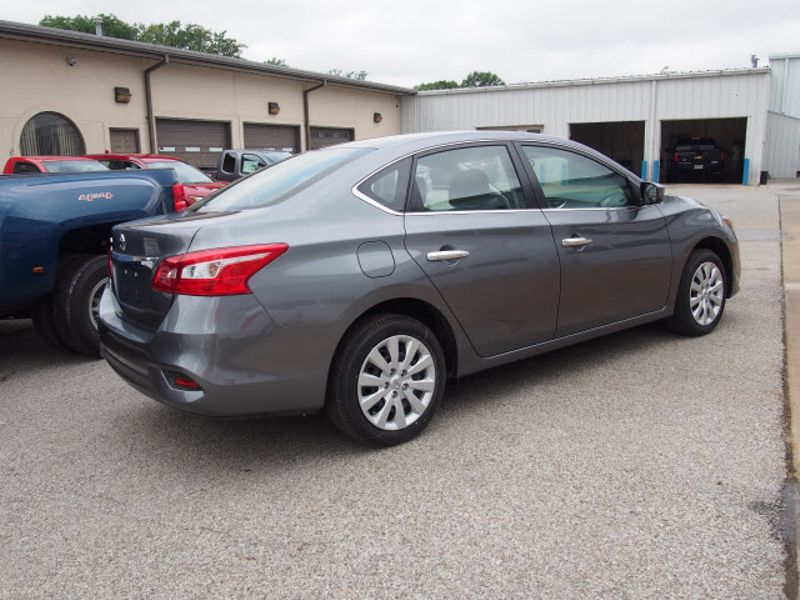 2017 Nissan Sentra S  city Arkansas  Wood Motor Company  in , Arkansas