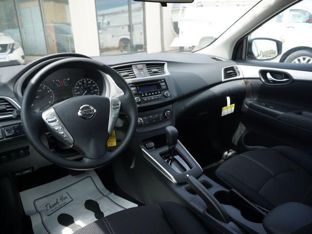 2017 Nissan Sentra S Harrison, Arkansas 4