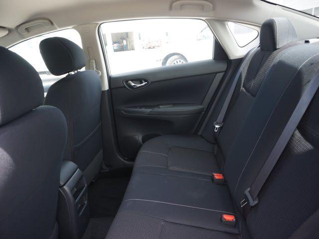 2017 Nissan Sentra S Harrison, Arkansas 5