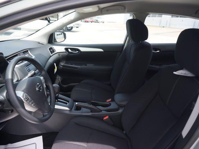 2017 Nissan Sentra S Harrison, Arkansas 6