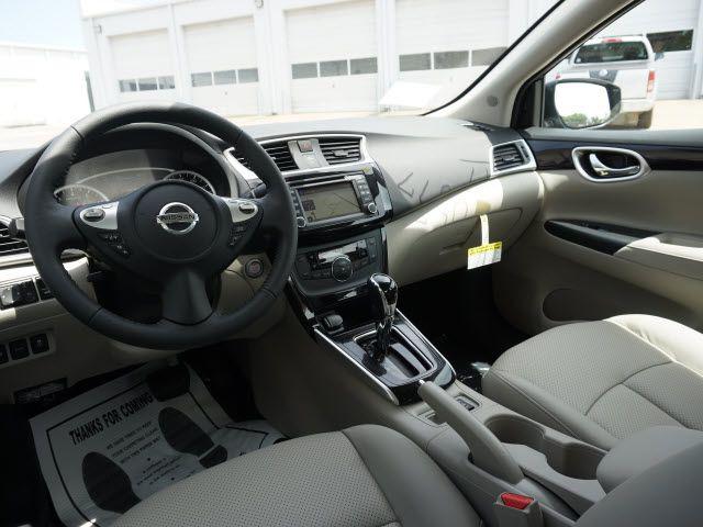 2017 Nissan Sentra SL Harrison, Arkansas 4