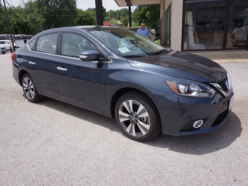 2017 Nissan Sentra SL  city Arkansas  Wood Motor Company  in , Arkansas