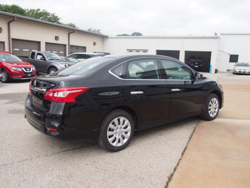 2017 Nissan Sentra SV  city Arkansas  Wood Motor Company  in , Arkansas