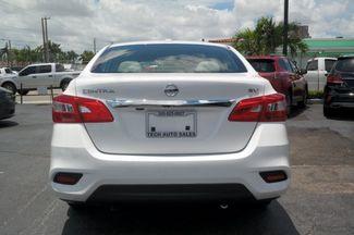 2017 Nissan Sentra SV Hialeah, Florida 4