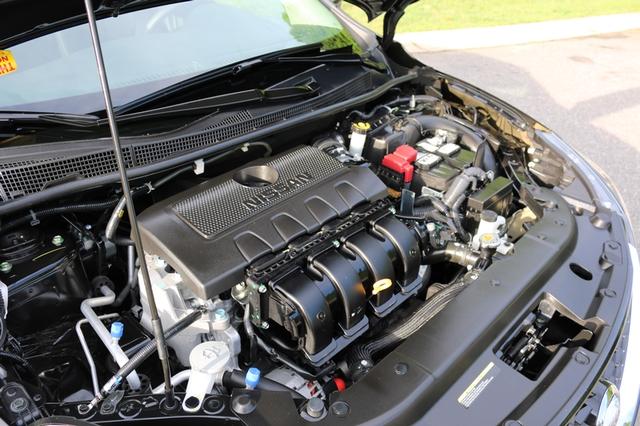 2017 Nissan Sentra SV Mooresville, North Carolina 44