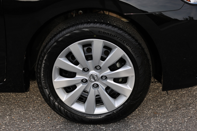 2017 Nissan Sentra SV Mooresville, North Carolina 51