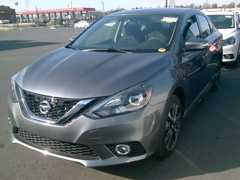 2017 Nissan Sentra SR w Nav | Rishe's Import Center in Ogdensburg New York