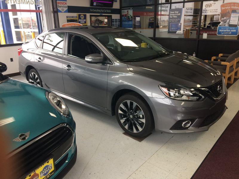 2017 Nissan Sentra SR w Nav | Rishe's Import Center in Ogdensburg New York