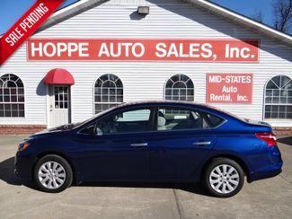 2017 Nissan Sentra S | Paragould, Arkansas | Hoppe Auto Sales, Inc. in  Arkansas