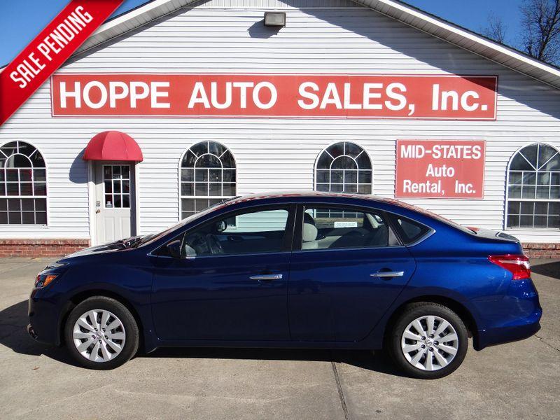 2017 Nissan Sentra S | Paragould, Arkansas | Hoppe Auto Sales, Inc. in Paragould Arkansas