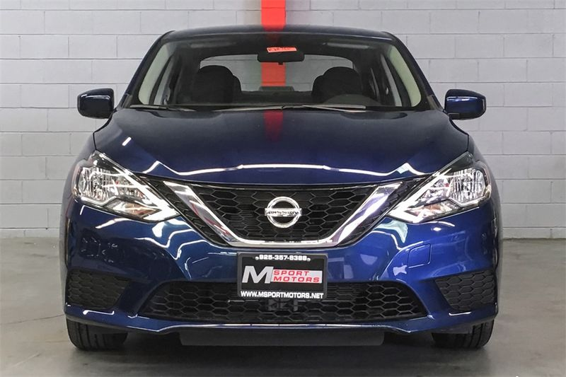 2017 Nissan Sentra SV  city CA  M Sport Motors  in Walnut Creek, CA