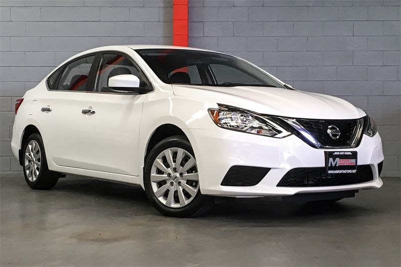 2017 Nissan Sentra S  city CA  M Sport Motors  in Walnut Creek, CA