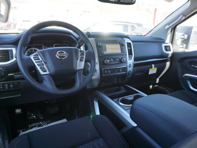 2017 Nissan Titan SV Harrison, Arkansas 4