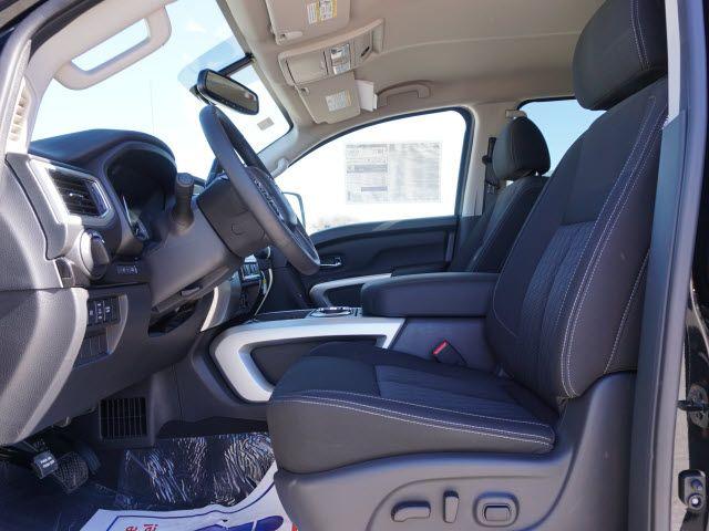 2017 Nissan Titan SV Harrison, Arkansas 5