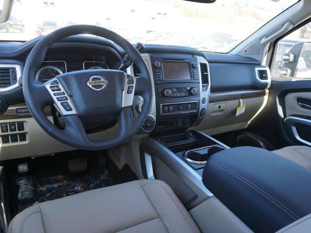 2017 Nissan Titan SL Harrison, Arkansas 4